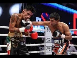 "Roman ""Chocolatito"" Gonzalez vs. Israel Gonzalez  full  fight"