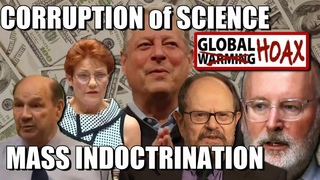 (2) MASS Indoctrination Climate Change FEAR | CORRUPTION of Science 2020 - YouTube