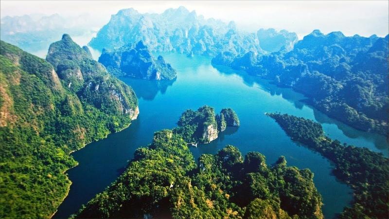 Дикая природа Таиланда Часть 2 из 2