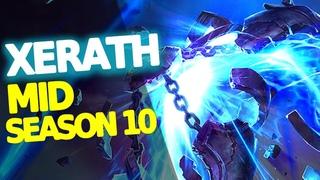 COME GIOCARE XERATH MID IN SEASON 10 🔥 League of legends ita
