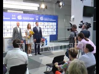 Министр спорта РФ и Глеб Никитин встретились со спортивной общественностью