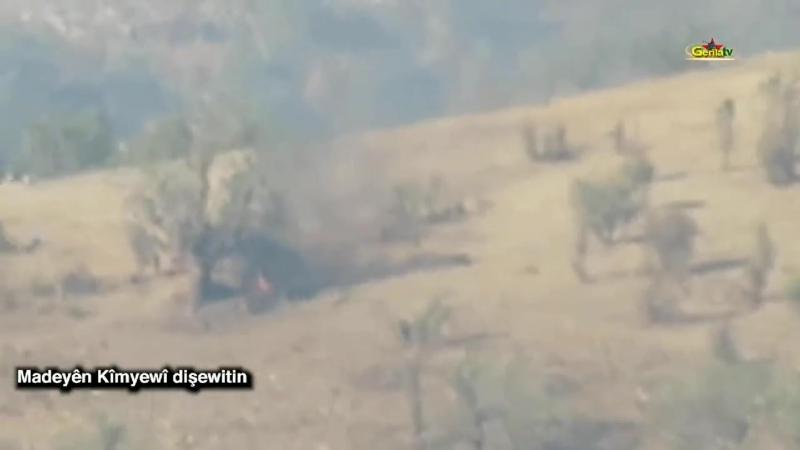 РПК уничтожают оккупантов в Авашине