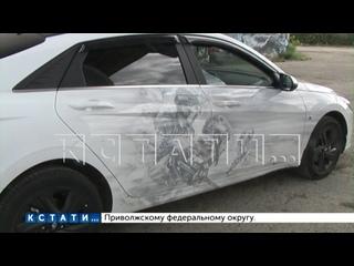 Под видом нового автомобиля в автосалоне продали машину с дефектами кузова, поврежденной стойкой и закрашенным боком