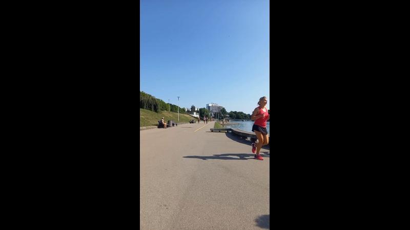 Видео от parkrun Нижний Пруд Калининград