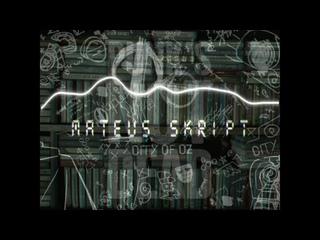 Mateus skript - Memories/Post-punk/125bpm