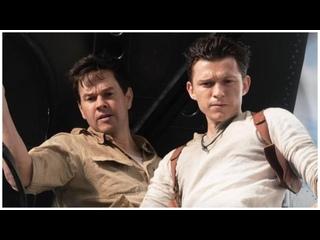 Первый трейлер фильма по Uncharted с Томом Холландом и Марком Уолбергом в главных ролях