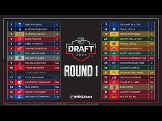 2021 Draft first round recap Jul 24, 2021