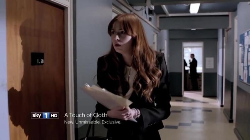 Инспектор Клот A Touch Of Cloth Трейлер