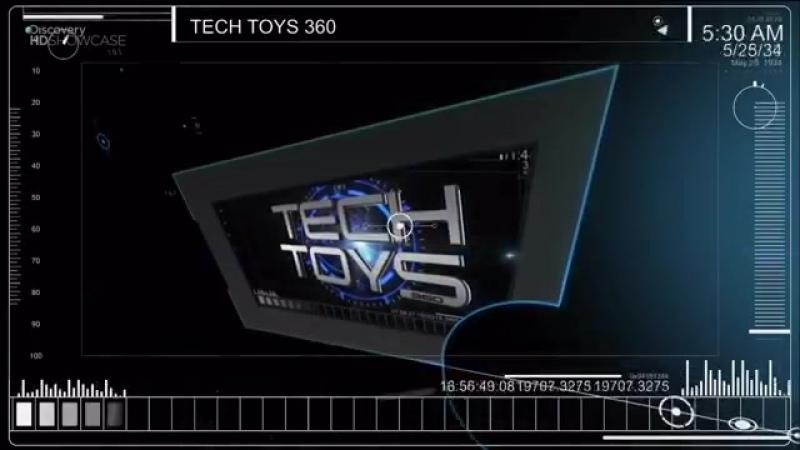 Discovery TechToys 360 Техноигрушки ч 9 10