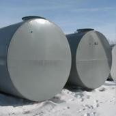 Резервуар горизонтальный одностенный РГС 100 м3