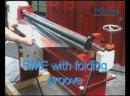Трёхвалковые гибочные машины вальцы PRINZING RM и RME 1