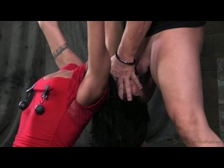 SexuallyBroken - November 11, 2013 - Mahina Zaltana - Matt Williams (BDSM / БДСМ / Порно)