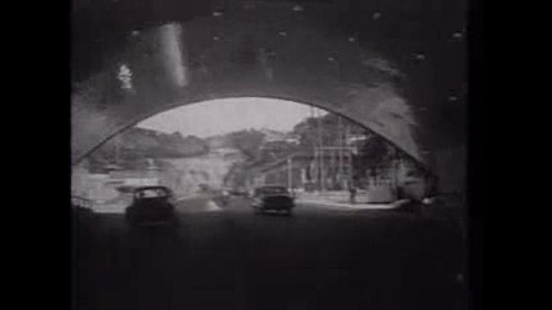 Inauguração do Tunel do Pasmado