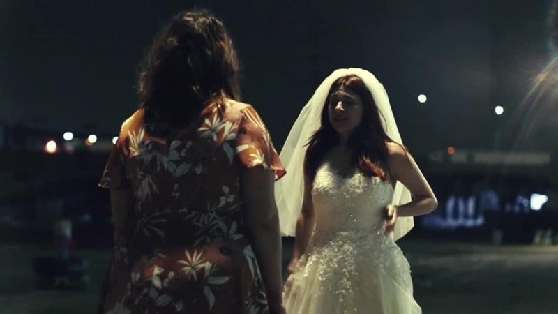 Оба опоздали на свадьбу