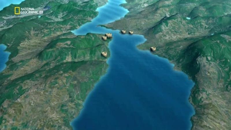 Подводные тайны Галлиполи Познавательный история исследования 2010