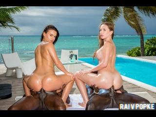 Lana Roys, Kaisa Nord - Living In The Moment HD 720 анал порно видео anal porno video смотреть секс sex прон pron