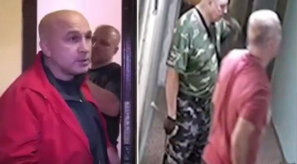 Двое мужчин терроризируют жителей общежития в Солн...