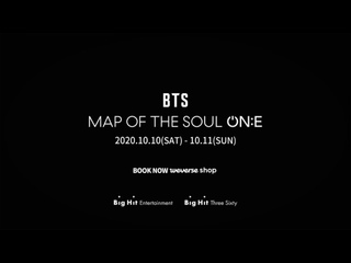 [VIDEO][201007] BTS (방탄소년단) MAP OF THE SOUL ON E Teaser 2