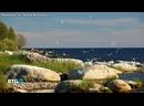 Природа острова Коневец RTG TV