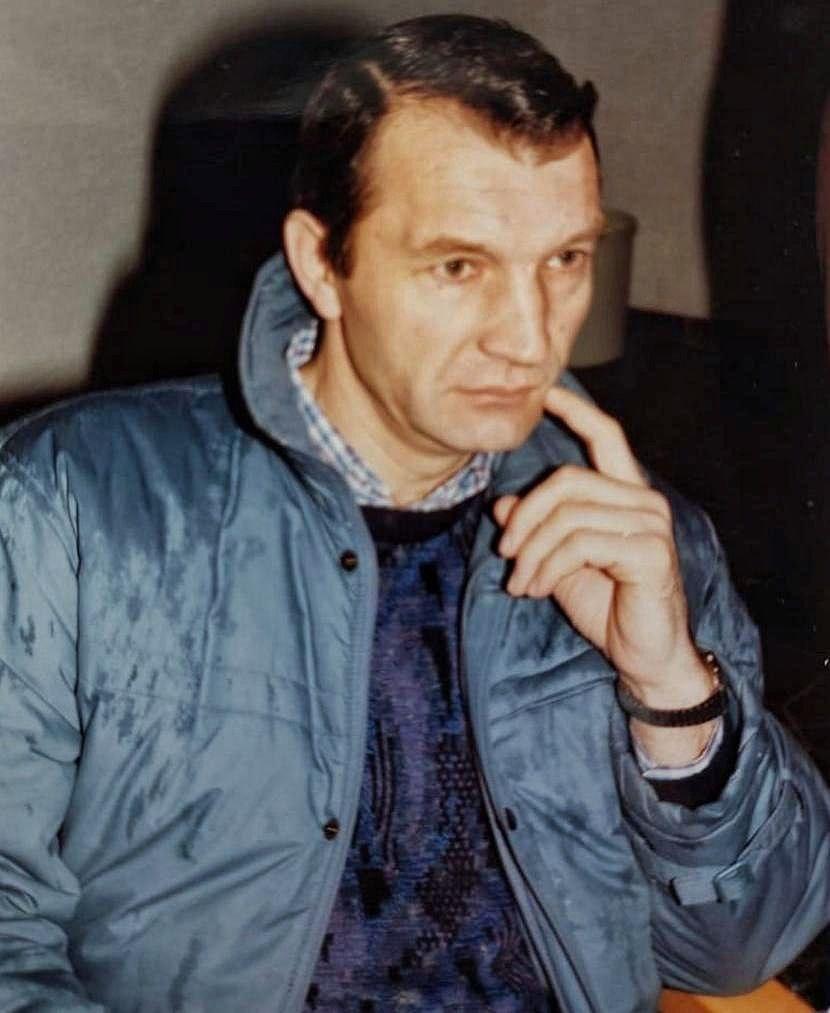 Завороженный Кожухов. Был любим, ломал носы лучшим игрокам страны и стал чиновником, уважаемым всеми, изображение №1