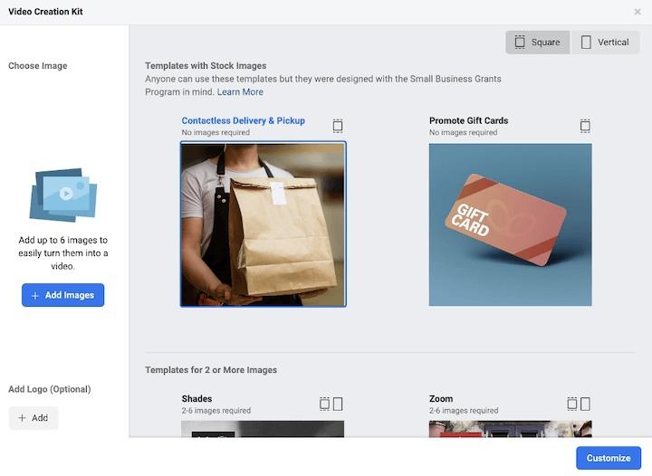 Как сделать профессиональный дизайн вашим рекламам в FB: 7 специальных инструментов, изображение №5