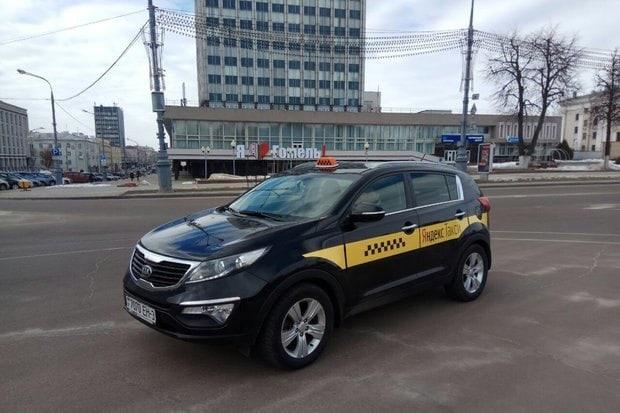 Крупнейший сервис такси прогнозирует рост цен в Беларуси