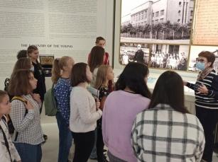 Рузский центр детского творчества организовал для обучающихся экскурсию в музейный комплекс «ЗОЯ» в