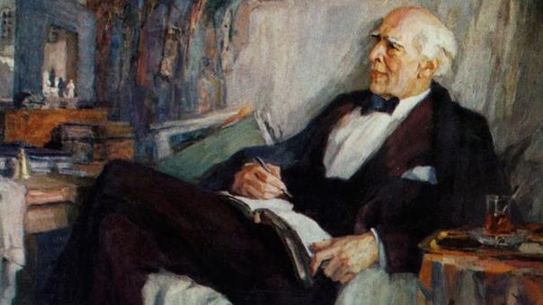 Вокруг Толстого. Воспоминания современников описателе субъективные итрогательные.Афанасий Фет, поэт, друг семьи ТолстыхКогда охотники, каждый сдвумя заряженными ружьями, были расставлены