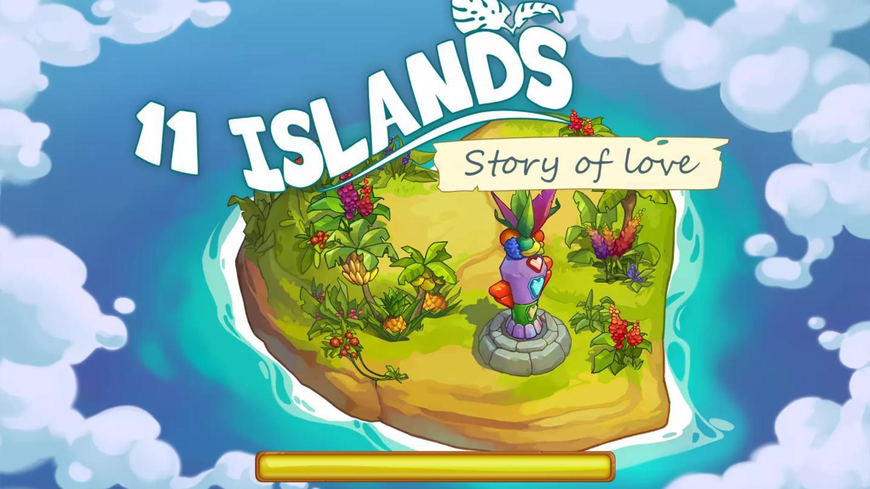 Одиннадцать островов 2: История любви | Eleven Islands 2: Story of Love (En)