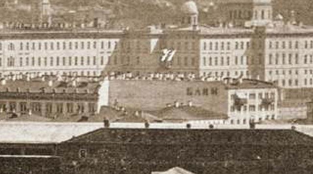 Москва без людей в 1867 году. Где все люди?, изображение №54
