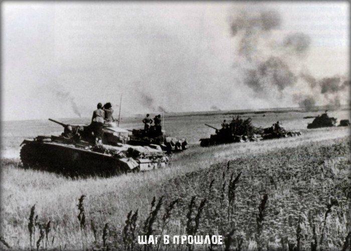 Как один находчивый командир остановил немецкую танковую колонну без единого выстрела.
