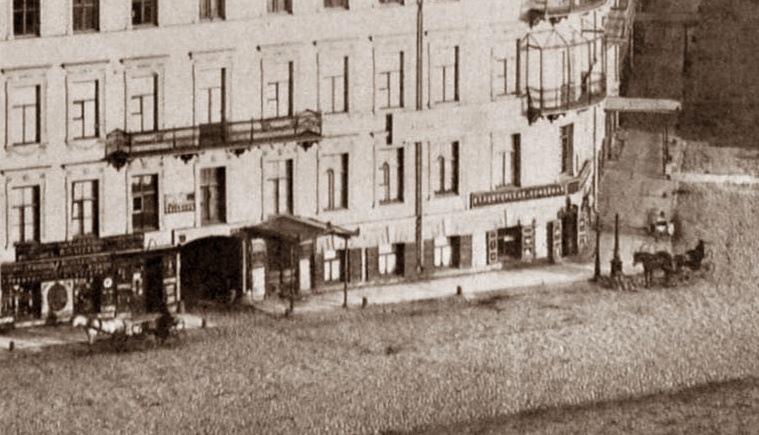 Санкт-Петербург без людей в 1861 году: Где все люди?, изображение №5
