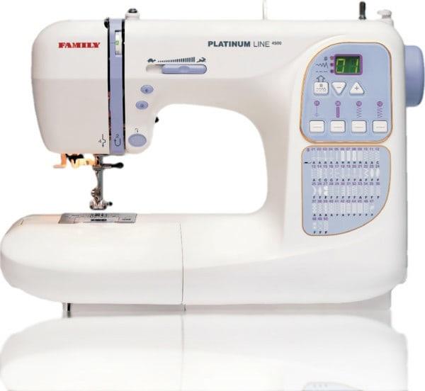 Швейная машинка Family platinum lain 4500 - 12000 ...