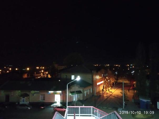 Ночное Миллерово🌛❤Фото Ольги Чувашовой...