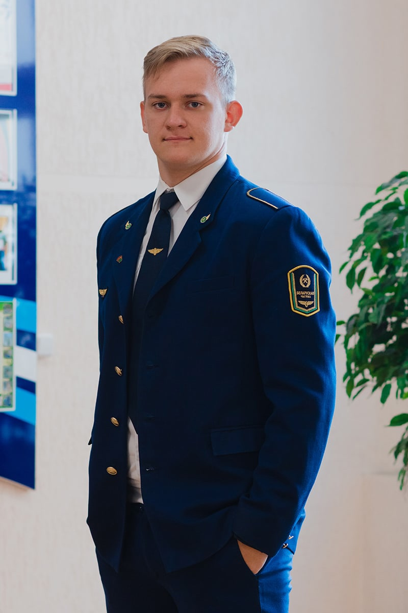 Илья, 20, Mstsislaw