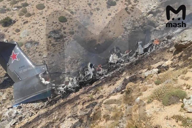 🕯Пять российских военных и трое граждан Турции погибли в результате катастрофы с...