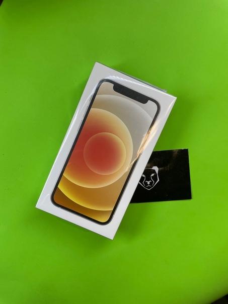 IPhone 12 mini White 128Gb.RM/AЗапечатан.320000тг....