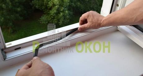 Вызвать мастера для замены уплотнителя на окнах в Москвой области