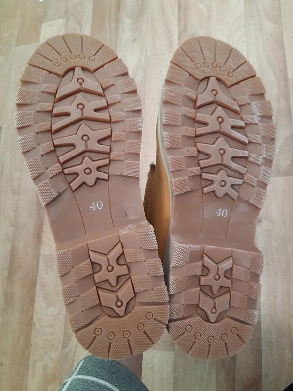 Новые зимние мужские ботинки 40 | Объявления Орска и Новотроицка №28751