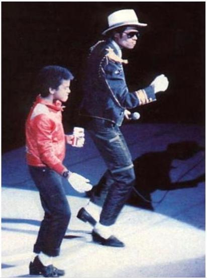 Альфонсо Рибейро - первая мини-версия Майкла Джексона., изображение №43