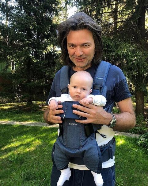 Дмитрий Маликов выразил мнение о себе как об отце: