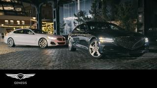 Genesis G80 vs BMW 840i Road Test | Genesis