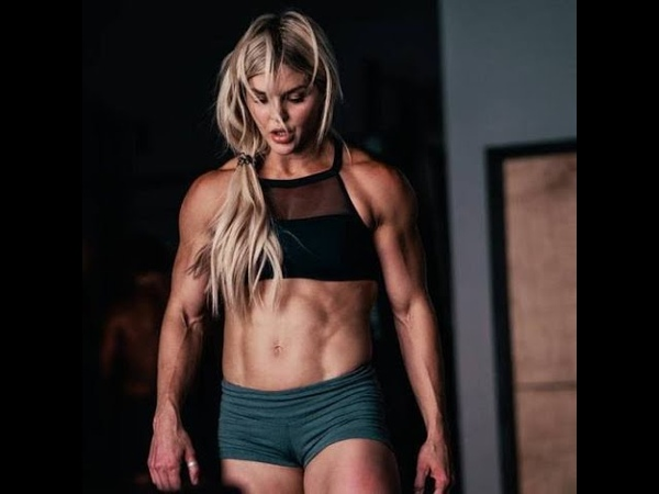 Queen Crossfit Brooke Ence fitnessmotivation2021 ⚡️
