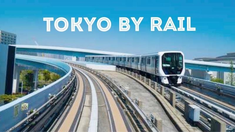 Tokyo's Driverless Automatic Train YURIKAMOME Complete Ride