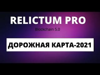 Relictum Pro . Дорожная карта 2021