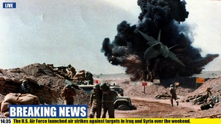 Why U.S. F-15s and F-16s Struck Iran-Backed Militia Groups?