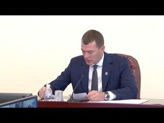 Михаил Дегтярёв: вакцинация от коронавируса в Хабаровском крае — добровольная