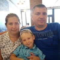 Фотография страницы Оли Прокофьевой ВКонтакте