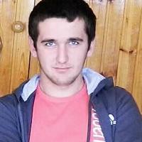 Фотография страницы Арсена Улимбашева ВКонтакте