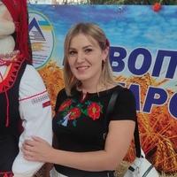 Фотография страницы Юлии Добрянской ВКонтакте